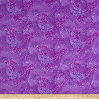 QT Fabrics Basics Ombre Scroll Blender Wisteria