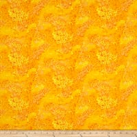 QT Fabrics Basics Ombre Scroll Blender Canary