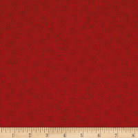 QT Fabrics Basics Harmony Cotton Squares Blender Crimson