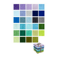 QT Fabrics Color Blends 30 Pcs. Fat Quarter Bundle Multi