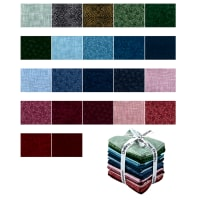 QT Fabrics Harmony 20 Pcs. Fat Quarter Bundle Multi