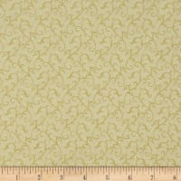 QT Fabrics Antiquities Windsor Scroll Cream