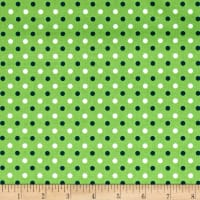 Wilmington Fan-tastic Dots Green