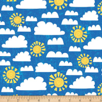 Wilmington Dandy Dinos Crackle Sky Dark Blue