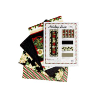 "Wilmington Holiday Lane Kit Runner 12 1/2""X 41"" - Exclusive"