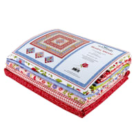 "Riley Blake Penny Rose Meadow Weaver 83"" Quilt Kit Multi"