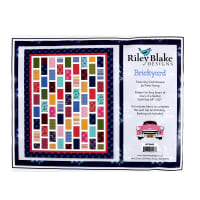 "Riley Blake Designs Brickyard in Club Havana 64"" x 82"" Quilt Kit Multi"