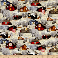 Riverwoods Quilt Trails Landscape Multi
