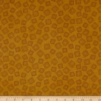 Riverwoods Quilt Trails Abstract Brown