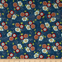 Riverwoods Vintage Vogue Laundry Floral Navy