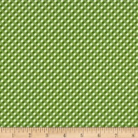 Autumn Gingham Green