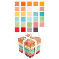 Riley Blake Autumn Love Fat Quarter Bundle 29 Pcs. Multi