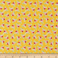 Penny Rose Mon Beau Jardin Floral Yellow