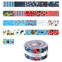 Pirates Life 2.5 Inch Rolie Polie 40 Pcs Multi