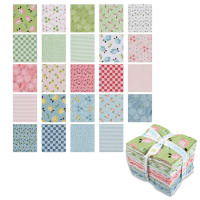 Riley Blake Date Night Fat Quarter Bundle 24 Pcs. Multi