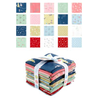 Riley Blake Winter Tales Fat Quarter Bundle 21 Pcs Multi