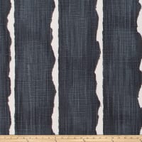 Scott Living Canal Luxe Linen Stripe Carbon