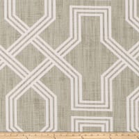 Scott Living Nasco Luxe Linen Basketweave Pewter