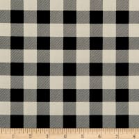 Riley Blake Christmas Delivery Plaid Cream