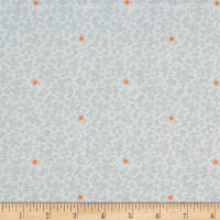 Penny Rose Floral Hues Lawn Scribble Gray