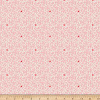 Penny Rose Floral Hues Scribble Pink