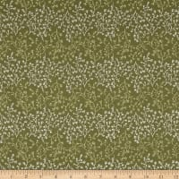 Art Gallery Gathered Verdure Field Olive Green