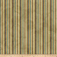 Pony Express Stripes Tan