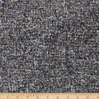 Telio Tweed Poly Wool Mix Grey