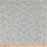 Telio Sheba Corded Lace Floral Ivory