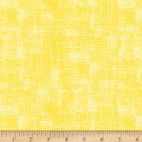 Henry Glass Black, White & Citrus Dotty Grid Yellow