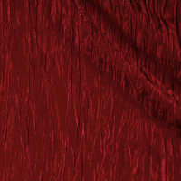 Creased Taffeta Cherry