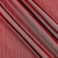 Two Tone Chiffon Cranberry