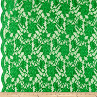 Chantilly Lace Double Boarder Green
