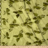 Applique Organza Olive