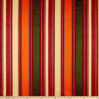 Ralph Lauren Home Capistrano Stripe Yarn-Dyed Basketweave Fall Mountain