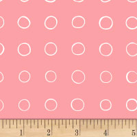 Shannon Christensen Cottage Joy Ring Dot Pink
