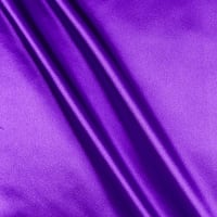Heavy Crepe Back Satin Purple