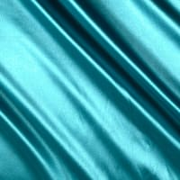 Heavy Crepe Back Satin Dark Aqua