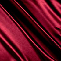 Heavy Crepe Back Satin Burgundy