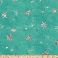 Carrie Bloomston Wonder Stars Aqua