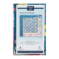 Carrie Bloomston Wonder Room Quilt Kit Multi