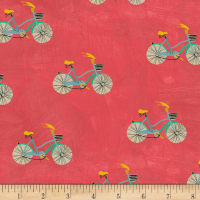Carrie Bloomston Wonder Little Bikes Watermelon