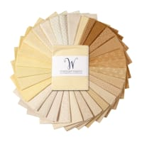 Whistler Studios Honey Maple Fat Quarter Bundle, 30 pcs.