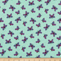 Windham Gypsy Butterfly Mint Leaf