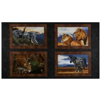 "Whistler Studios Go Wild Scenic 24""Panel Multi"