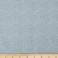 Bah Bah Baby Herringbone Knit Grey