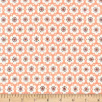 Kaufman Fleurie Flannel Allover Flowers Blossom