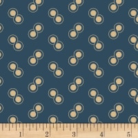 Judie Rothermel Scrappier Dots Crazy 8 Dots Blue