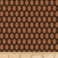 Judie Rothermel Scrappier Dots Beehive Dots Brown