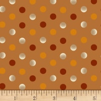 Judie Rothermel Scrappier Dots Ombre Dots Brown